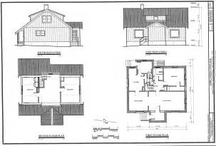 Floor Plan Drawing St Paul Historic American Buildings Survey Habs Collection
