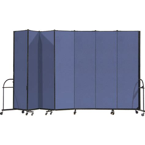 portable room dividers heavy duty portable room dividers 7 4 quot h schoolsin