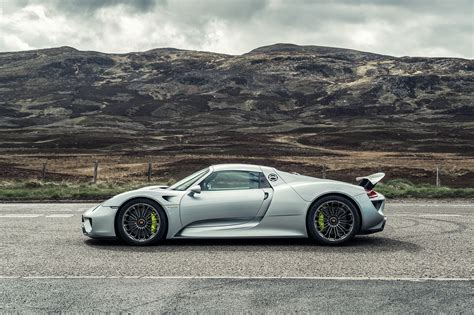 porsche spyder 2018 porsche 918 spyder reimagined with a 2018 facelift