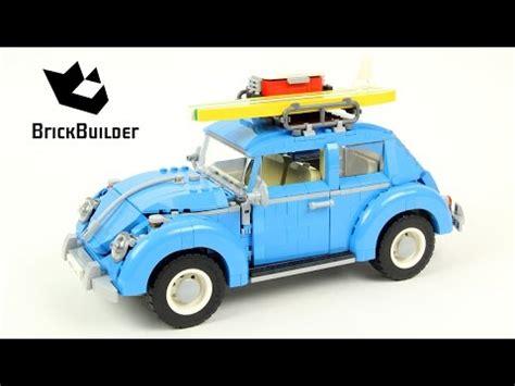 lego creator  volkswagen beetle lego speed build youtube