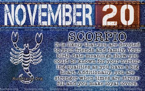 born lucky definition november 20 birthday horoscope personality sun signs
