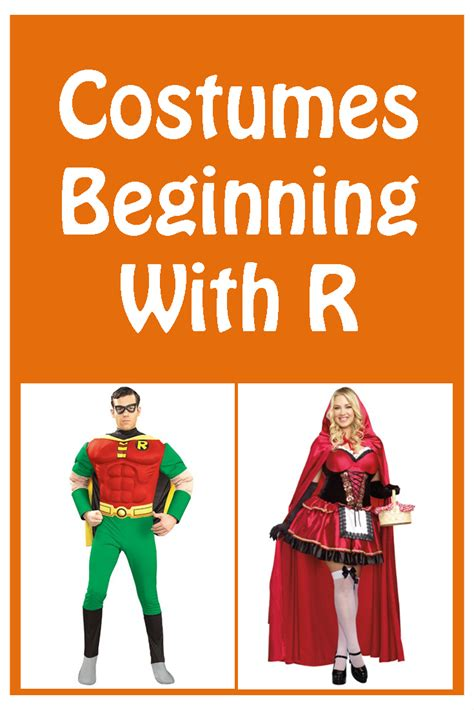 Party Themes Beginning With Z | costumes beginning with r