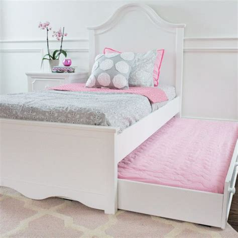 twin size bed for girl 1000 ideas about trundle beds on pinterest trundle bunk