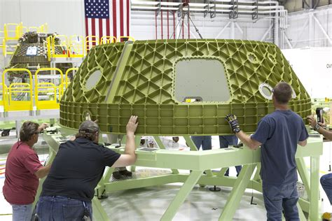 Ceiling Window second starliner begins assembly in florida factory nasa