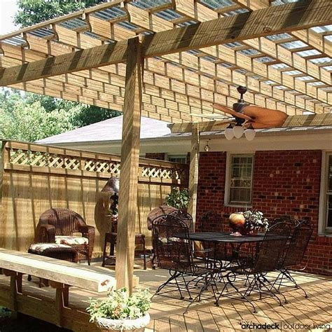 do pergolas provide shade 112 best pergola ideas images on pinterest pergola