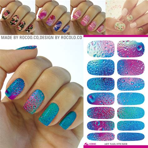 Nail Decals by Minx Nail Stickers Reviews Shopping Minx Nail