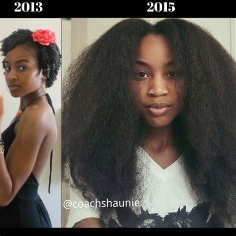 the best style for growing your hair natural kristenlock my current natural hair regimen coach shaunie