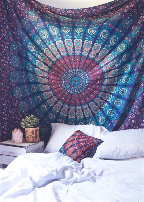 bedroom tapestry mahali medallion tapestry boho tapestry tapestry and