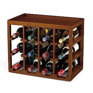 billiken collar 12 bottle cube stack wine rack wine enthusiast