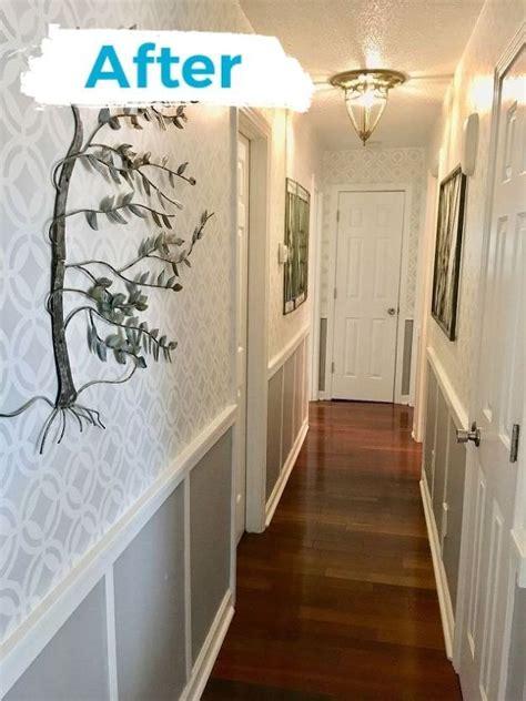 banish  boring narrow hallway hallway