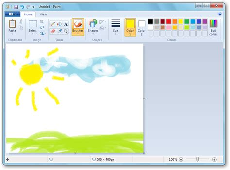 painting for windows 7 paint software