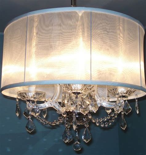 Dining Room Chandeliers With Shades Chandelier Shades