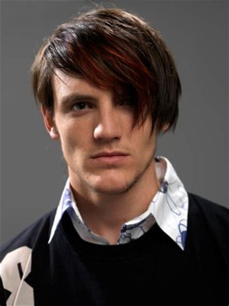men asymmetrical layers men s asymmetrical hairstyle