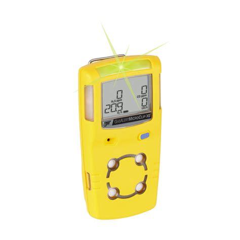 Multi Gas Detector bw gasalert microclip xl multi gas detector