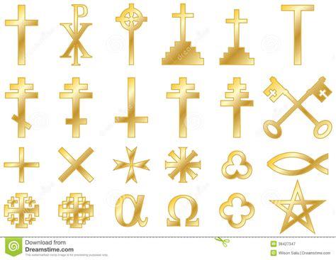 imagenes simbolos religiosos catolicos oro religioso cristiano de los s 237 mbolos fotograf 237 a de