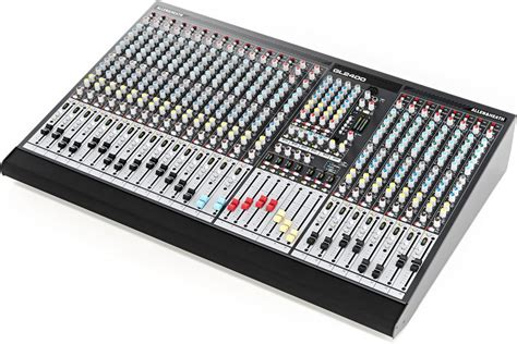 Mixer Allen Heath Gl2400 24 allen heath gl2400 24 thomann uk
