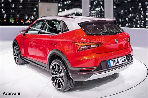 seat arona suv pictures auto express
