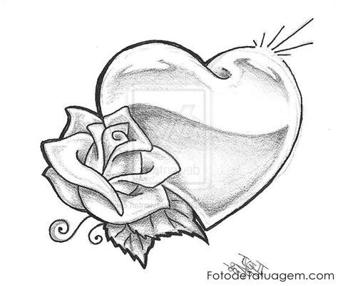 desenho de amor desenhos para tatuagem de cora 231 227 o foto de tatuagem