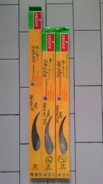 Karet Wiper Xenia Original Jual Wiper Blade Karet Wiper Depan Belakang Avanza