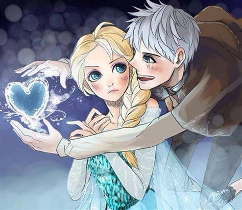 Imagenes De Jack Frost X Elsa | elsa jack frost images jack x elsa wallpaper and