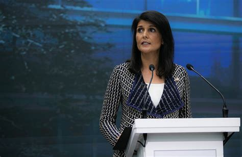 Donald Trumps House by Why Is Nikki Haley Still Trump S Un Ambassador The