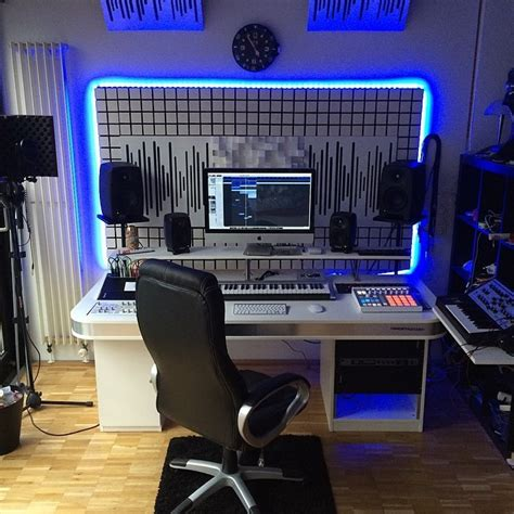 How Much Does A Studio Apartment Cost by Infamous Musician 20 Home Recording Studio Setup Ideas