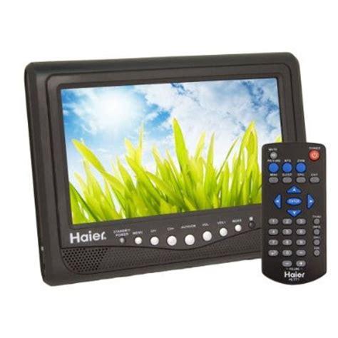 Tv Mobil 7 Inch hdtv lcd reviews haier hlt71 7 inch portable lcd tv