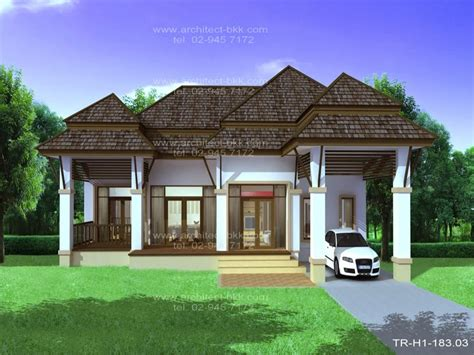 tropical home floor plans modern tropical house plans