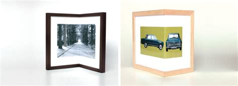 corner photo frames boring walls why not gather wall frames on the corner