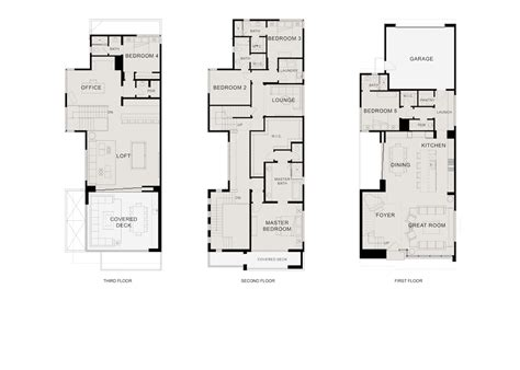 production floor plan 100 production floor plan contemporry house to narrow lot modern architecture floor plan