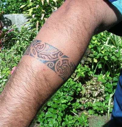 samoan band tattoo designs location language tattoos page 30