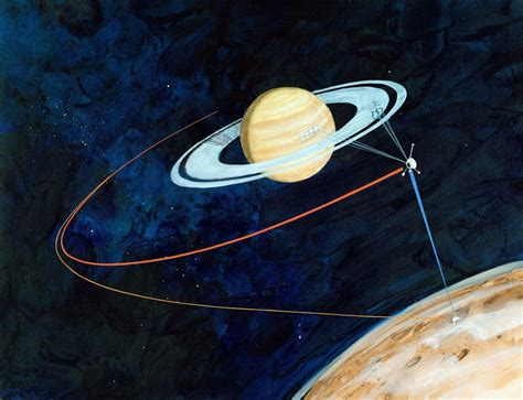 nasa saturn mission ok let s do it an history of how nasa s cassini