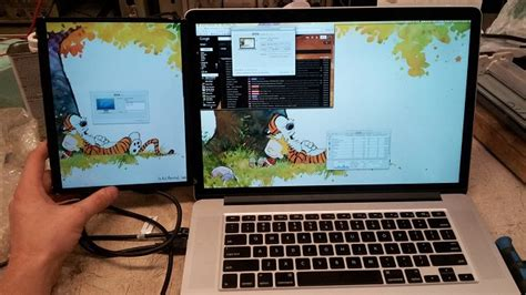 Monitor Pc Lcd Second turn an s lcd screen into an screen for your laptop lifehacker australia