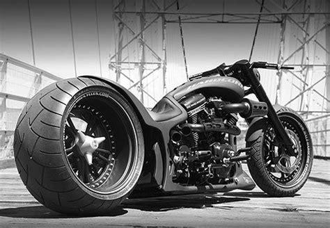 Hardcore Motorrad by Avalanche Custom Bike By Walz Hardcore Cycles Machine