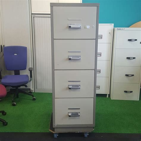 fireproof cabinet chubb fireproof 4 drawer filing wood