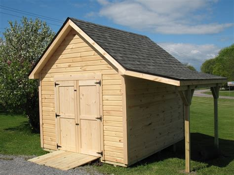 The Shed Vermont by Vermont Sheds And Barns Custom Built On Site Large Overhangs