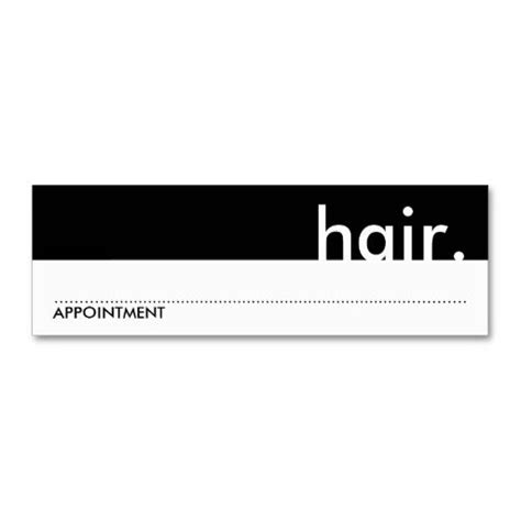 Hairdressing Appointment Cards Template by 17 Best Images About Appointment Business Cards On