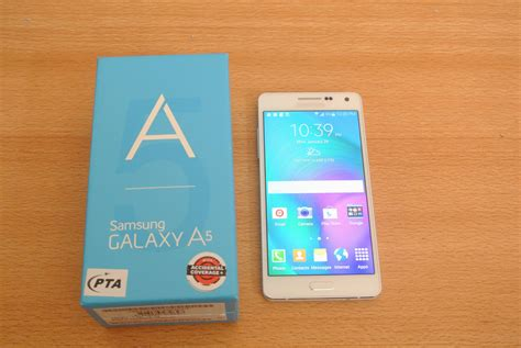 Samsung A5 Plus samsung galaxy a5 unboxing setup look hd