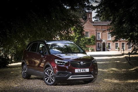 vauxhall volkswagen vauxhall crossland x launched is ready for vw t