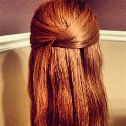 easy hairdo 21 easy hairstyles you can wear to work