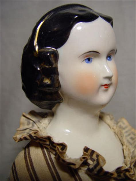 china doll hair guide to antique dolls with china heads lovetoknow