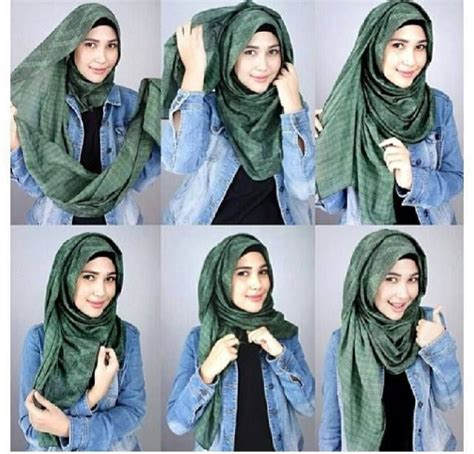 tutorial hijab in style how to wear hijab step by step tutorial in 15 styles