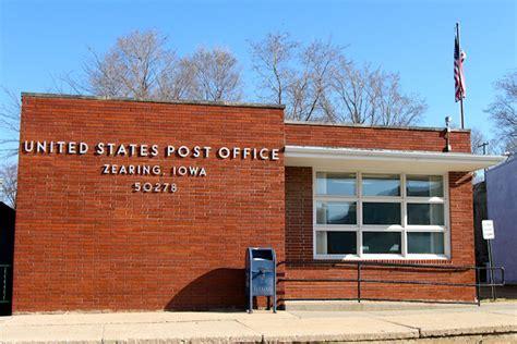 Postal Office by Story County Iowa Backroads
