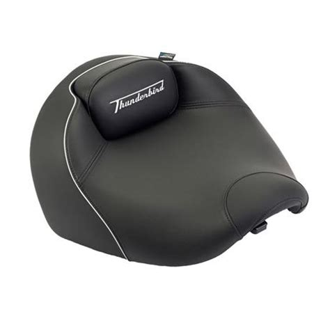 comfortable bobber seat seats for thunderbird commander lt triumph motorcycles