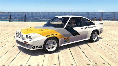 Opel Manta 400 by Forza Horizon 3 1984 Opel Manta 400