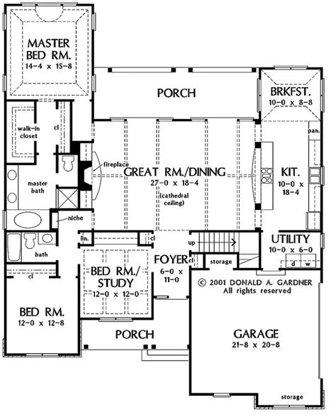 open floor plan farmhouse plans best 25 open floor plans ideas on pinterest