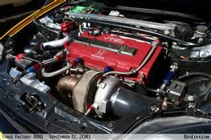 Honda B Series Turboed Honda B Series Engine Benlevy