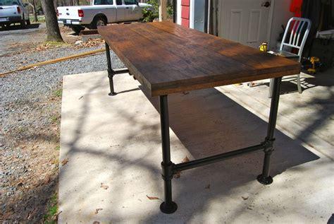 diy rustic desk industrial desk build stains industrial and this weekend