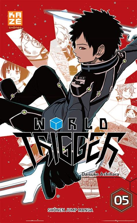 World Trigger Vol 5 by World Trigger Vol 5