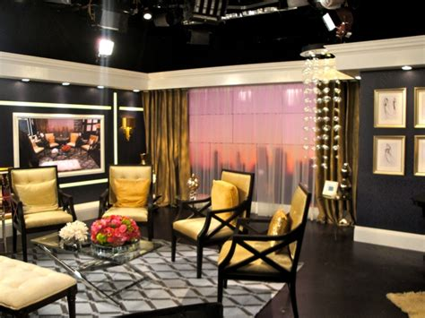home decor tv shows la vita bella fashion police set